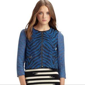 Gryphon Blue Joy Jacket Blue Zebra